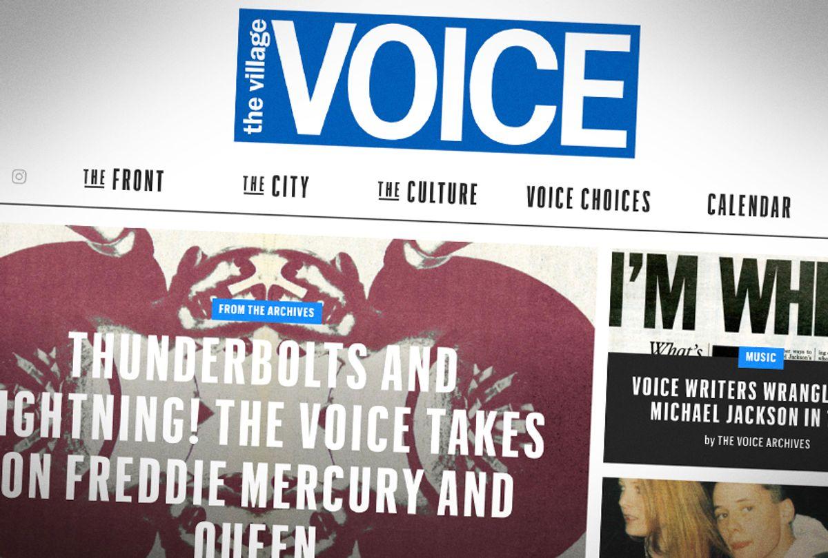 The Village Voice (villagevoice.com)