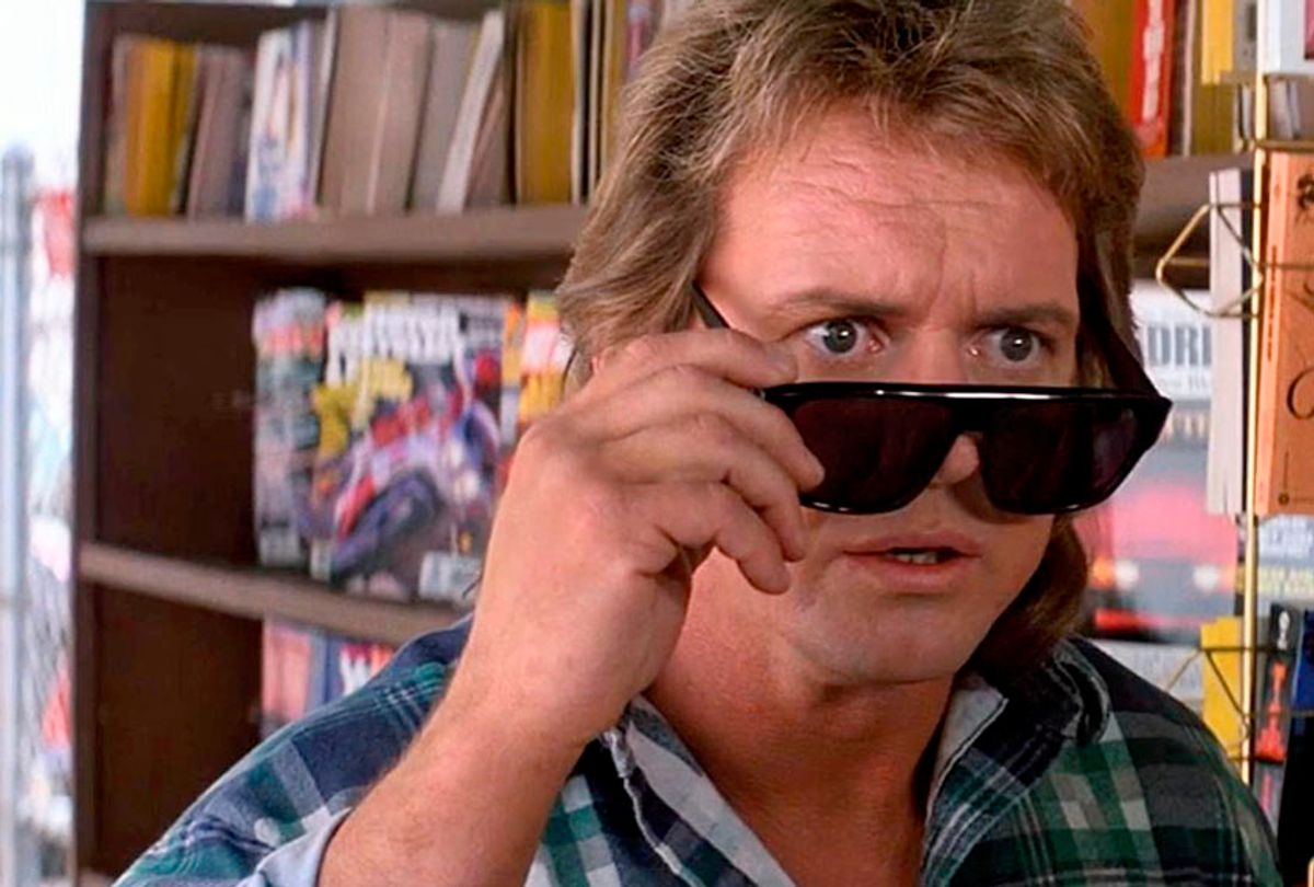 """Roddy Piper as John Nada in """"They Live"""" (Alive Films)"""