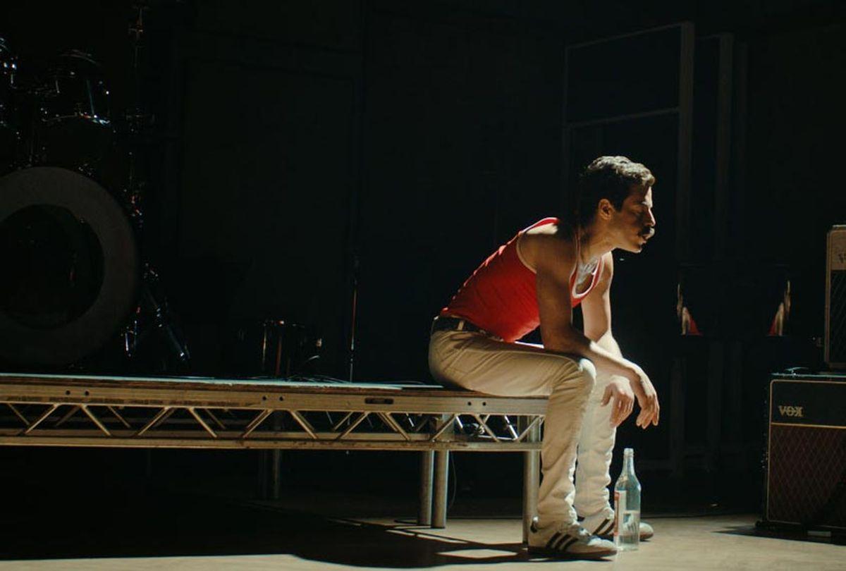 "Rami Malek as Freddie Mercury/Farrokh Bulsara in ""Bohemian Rhapsody"" (20th Century Fox)"