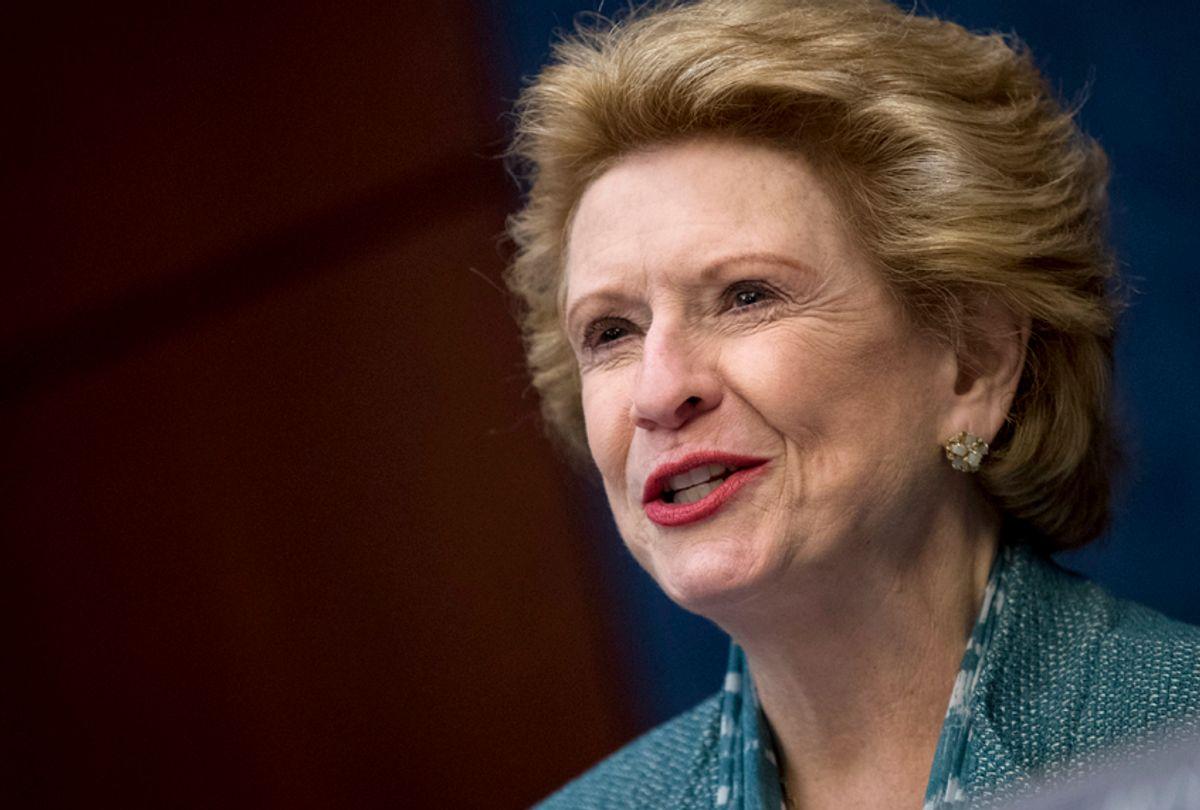 Sen. Debbie Stabenow (Getty/Drew Angerer)
