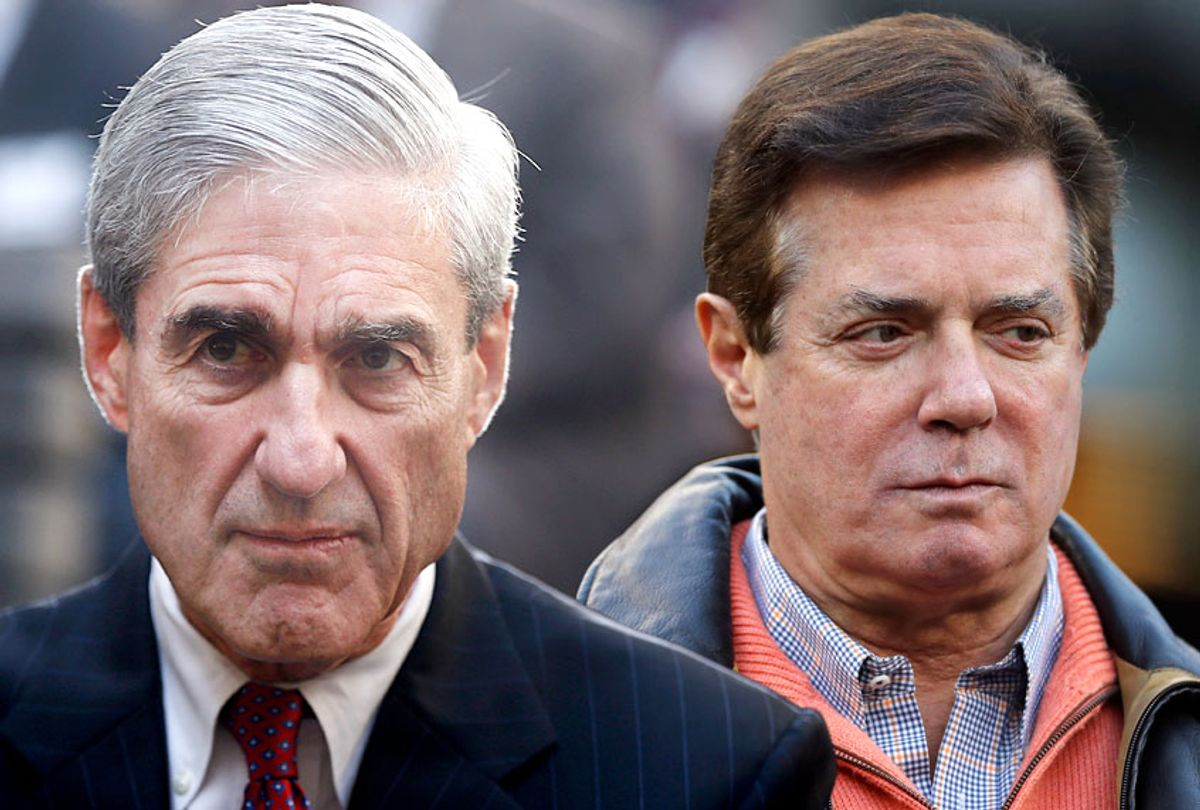 Robert Mueller: Paul Manafort (AP/Charles Dharapak/Getty/Elsa)