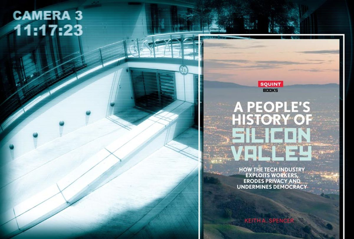 """""""A People's History of Silicon Valley"""" by Keith A. Spencer (Squint Books/Getty/PPAMPicture)"""