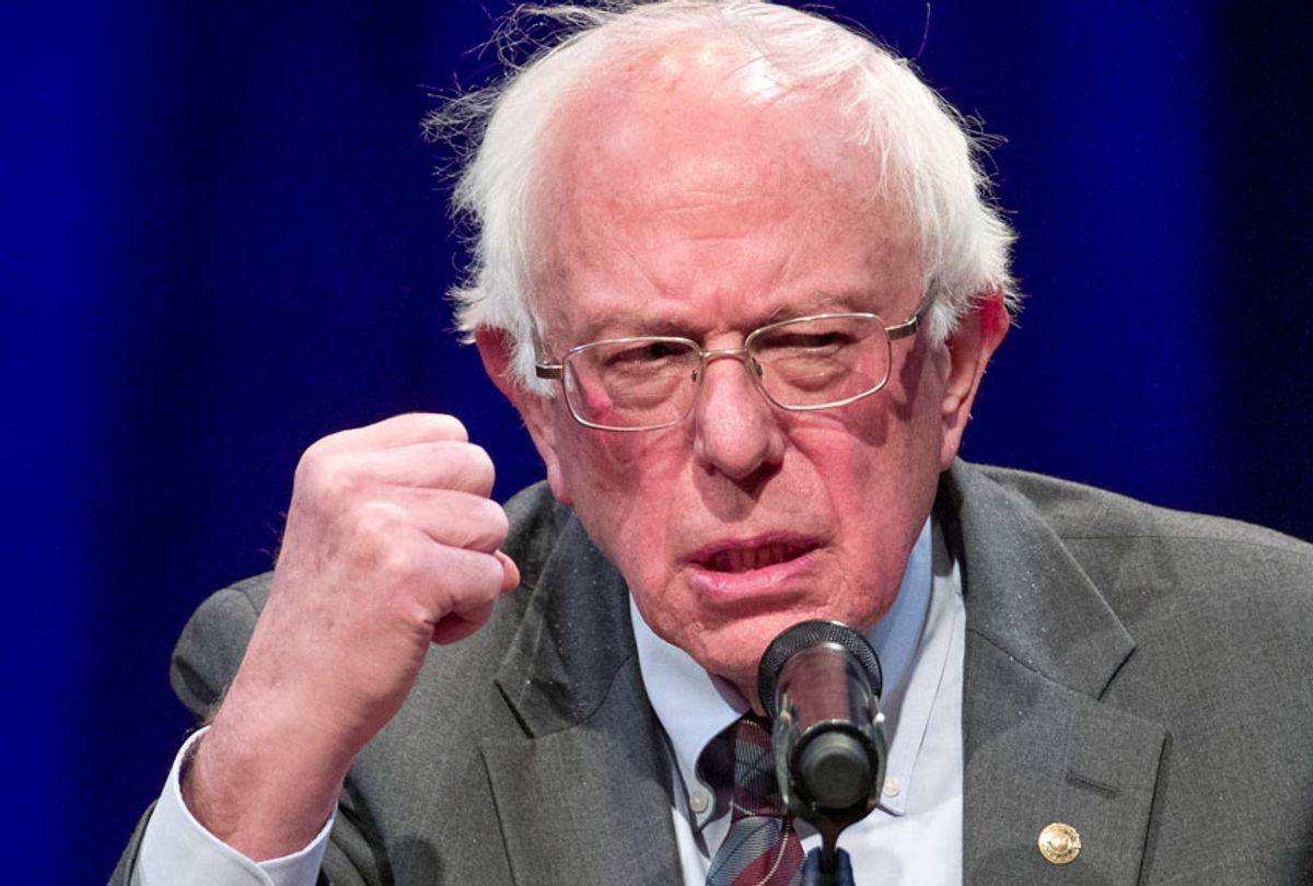Bernie Sanders (AP/Alex Brandon)