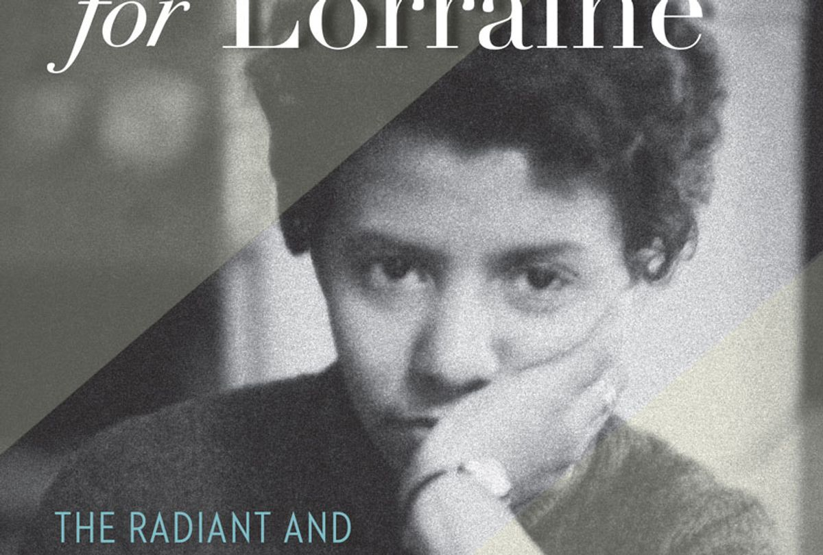 """""""Looking for Lorraine: The Radiant and Radical Life of Lorraine Hansberry"""" by Imani Perry (Beacon Press)"""