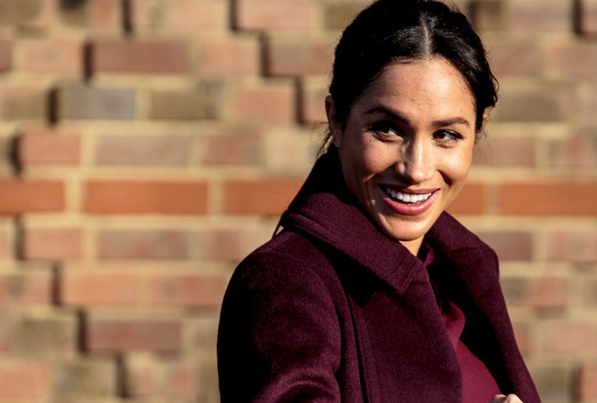 Meghan, Duchess of Sussex (Getty/Jack Taylor)
