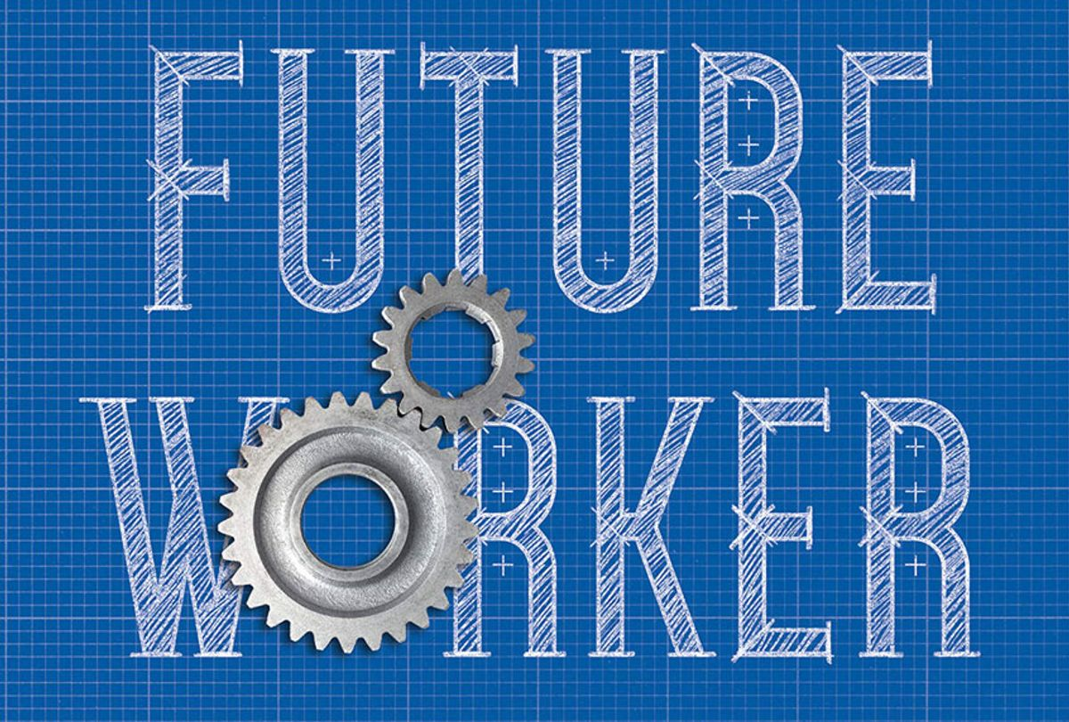 """""""The Once and Future Worker: A Vision for the Renewal of Work in America"""" by Oren Cass (Encounter Books)"""