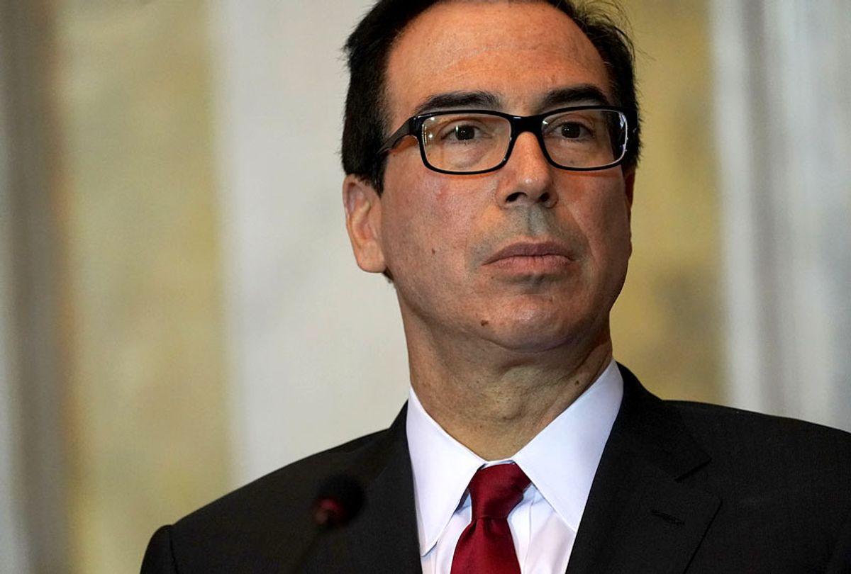 Secretary of the Treasury Steven Mnuchin (Getty/Alex Wong)