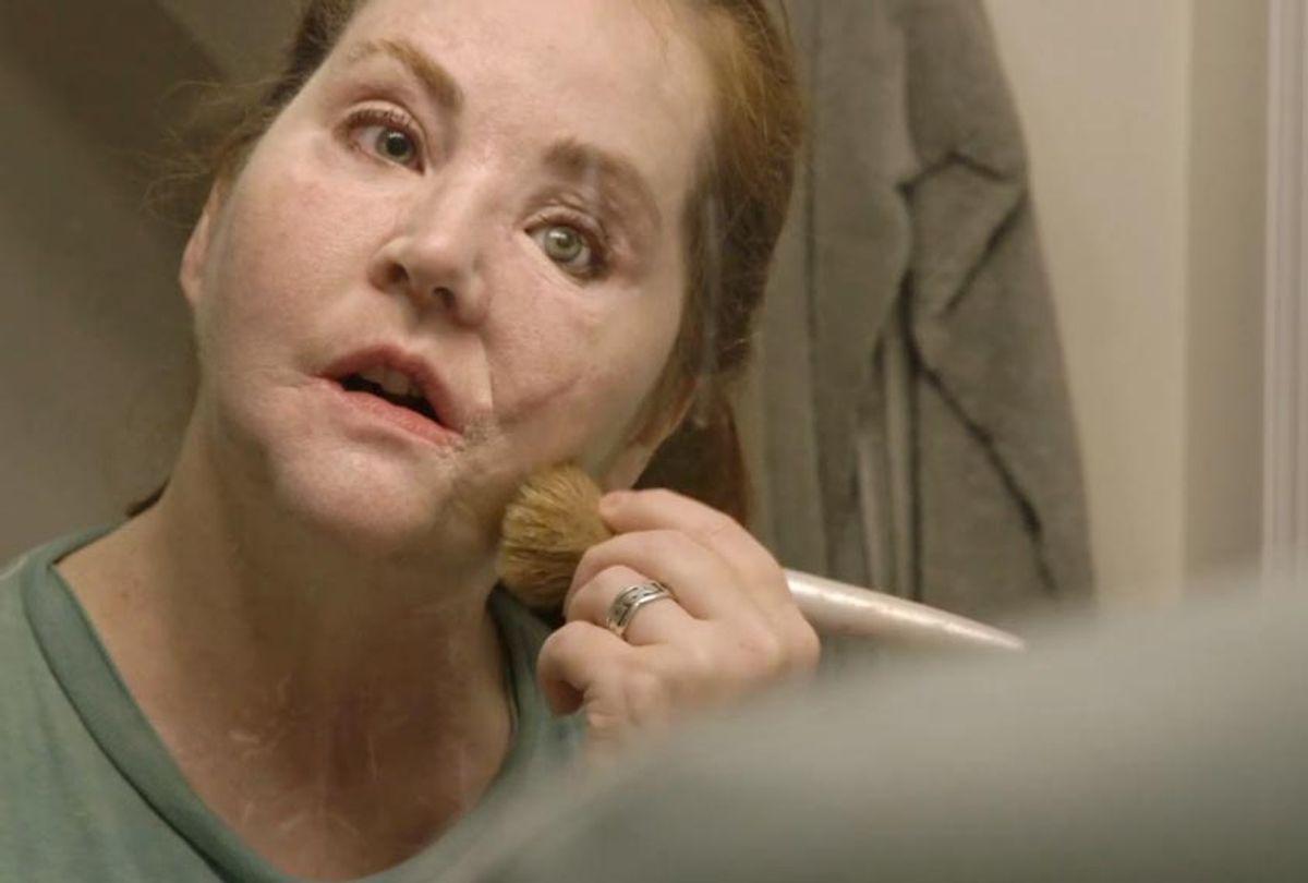 "Christen McGinnes in ""Behind The Bullet"""