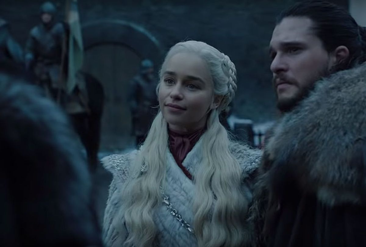 """""""Game of Thrones"""" (YouTube/HBO)"""