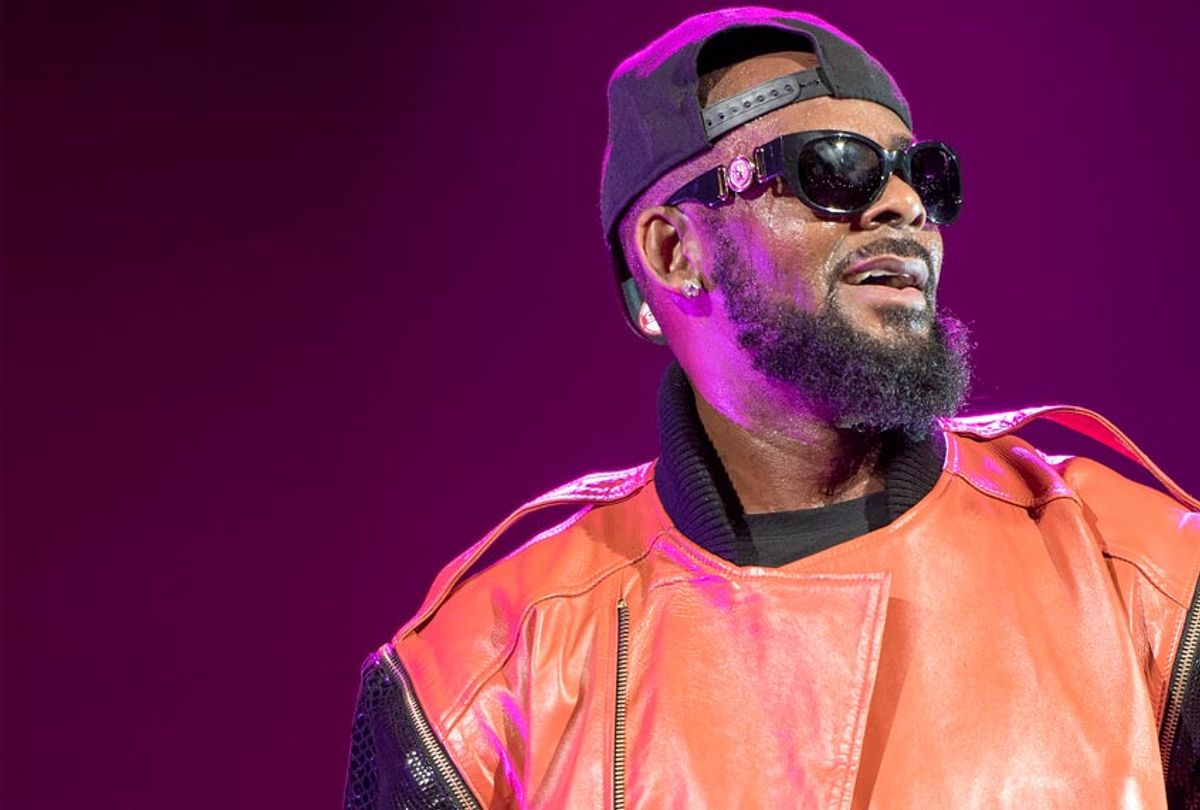 R. Kelly (Getty/Mike Pont)