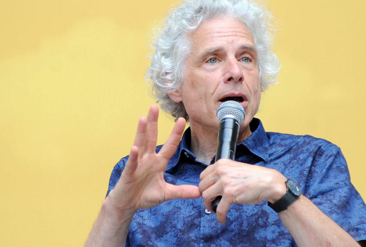 Steven Pinker (Getty/Brad Barket)