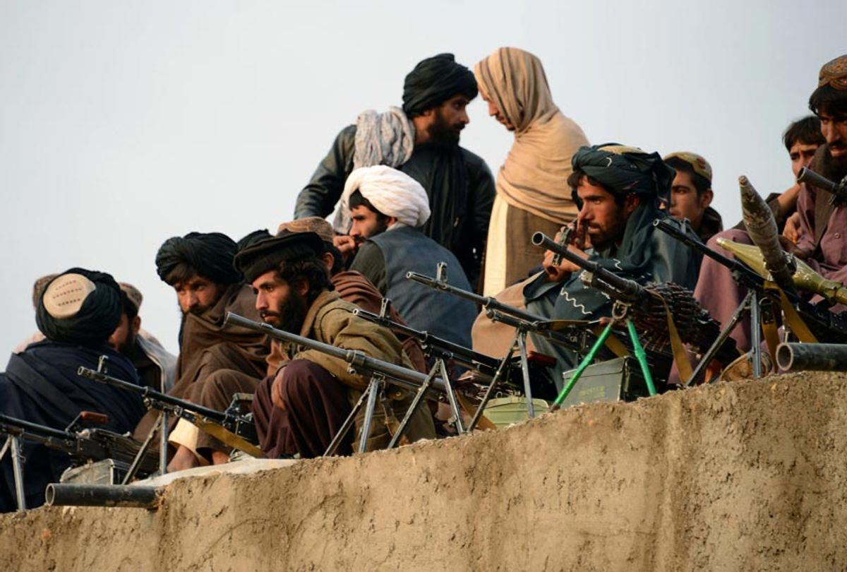 U.S. near peace deal with the Taliban: Is the war in Afghanistan almost over? | Salon.com