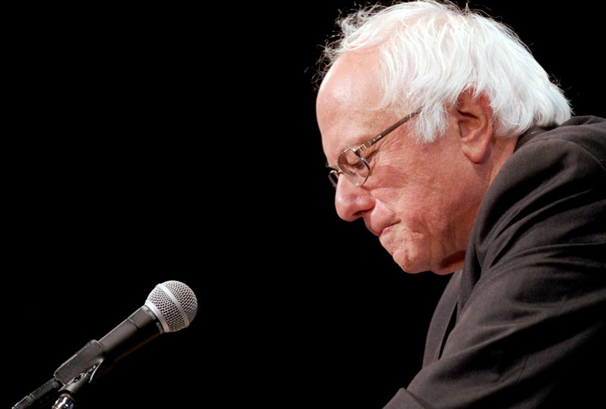 Bernie Sanders (AP/Dennis Van Tine)