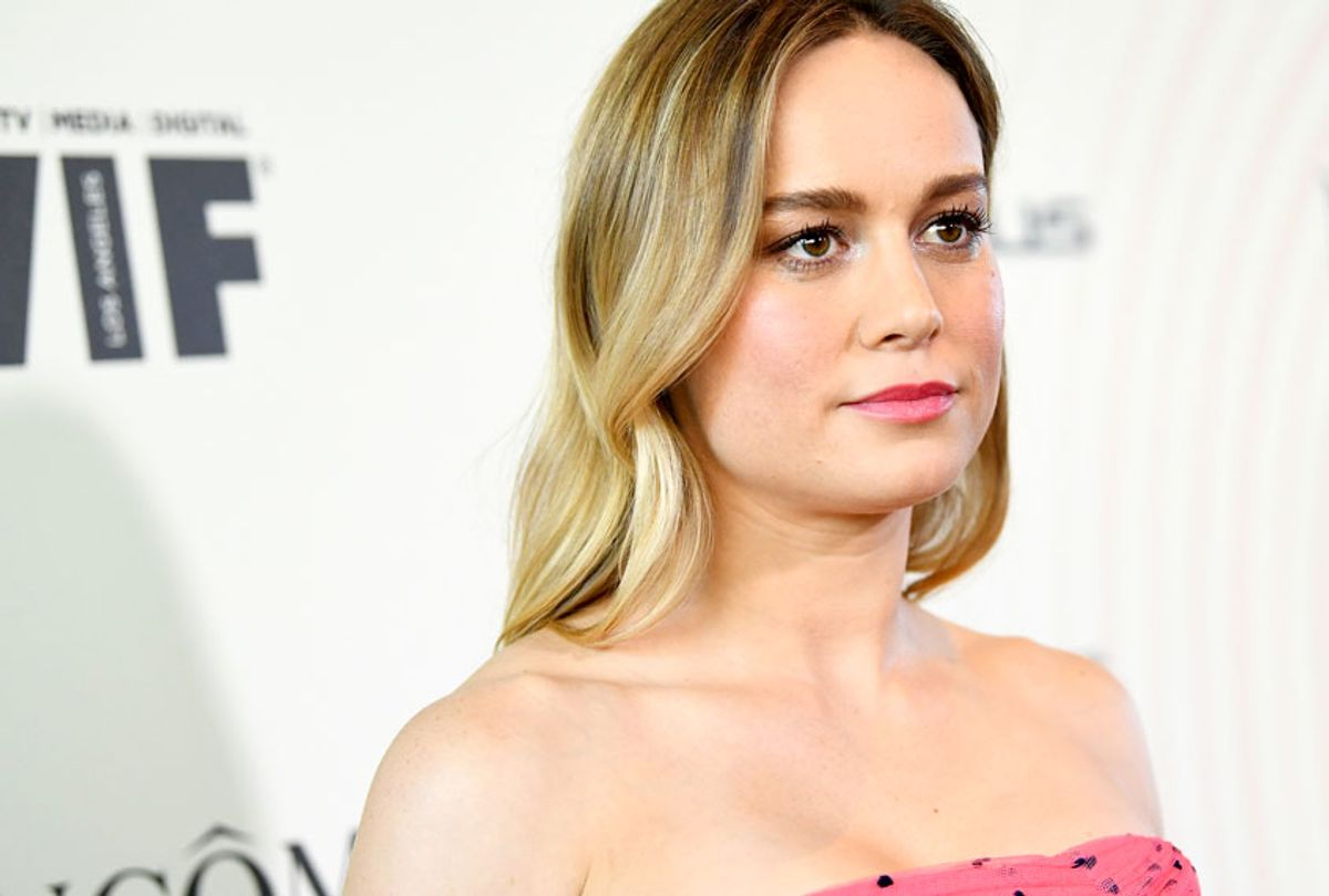 Brie Larson (Emma McIntyre/Getty Images for Women In Film)