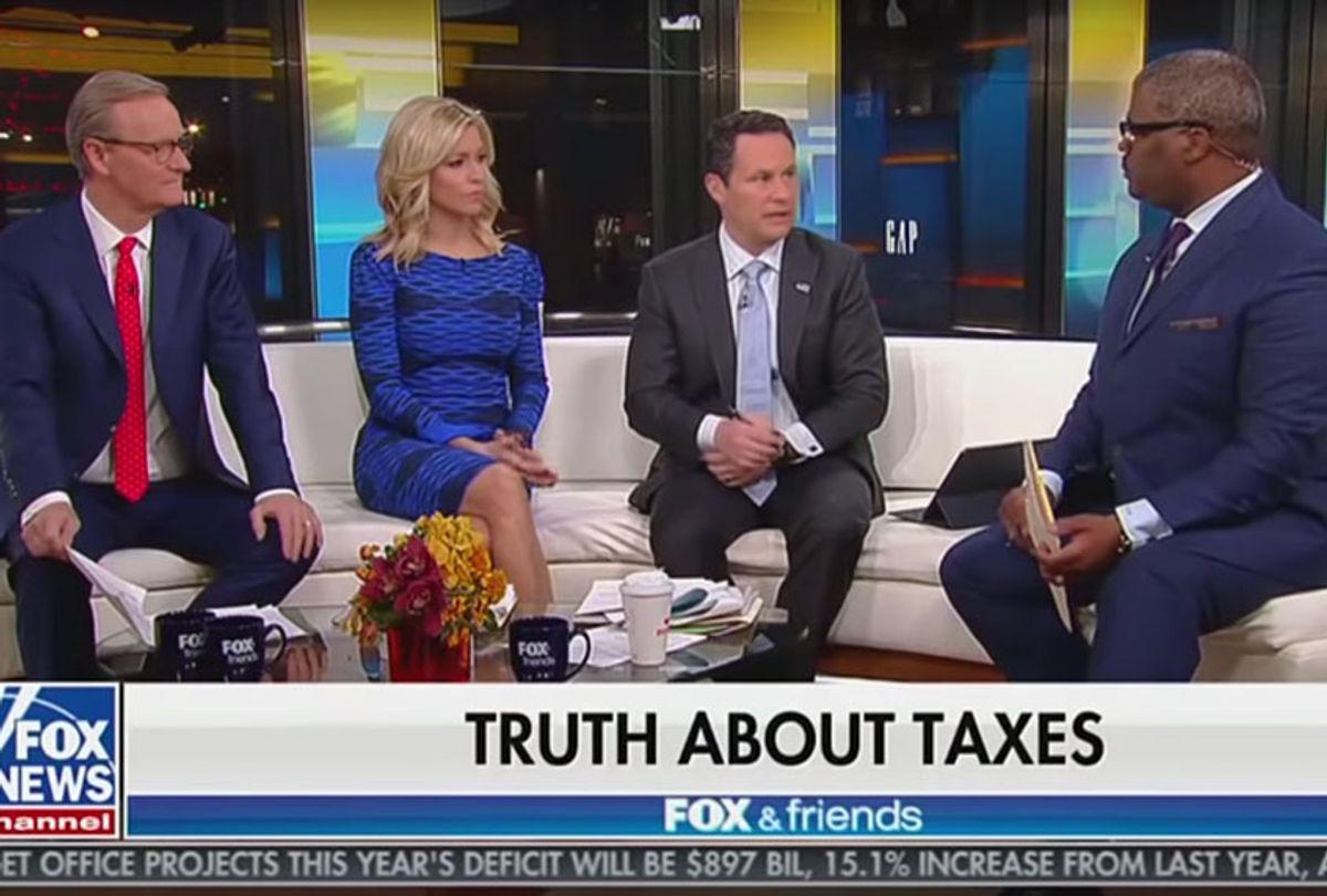 """""""Fox & Friends"""" (Fox News)"""