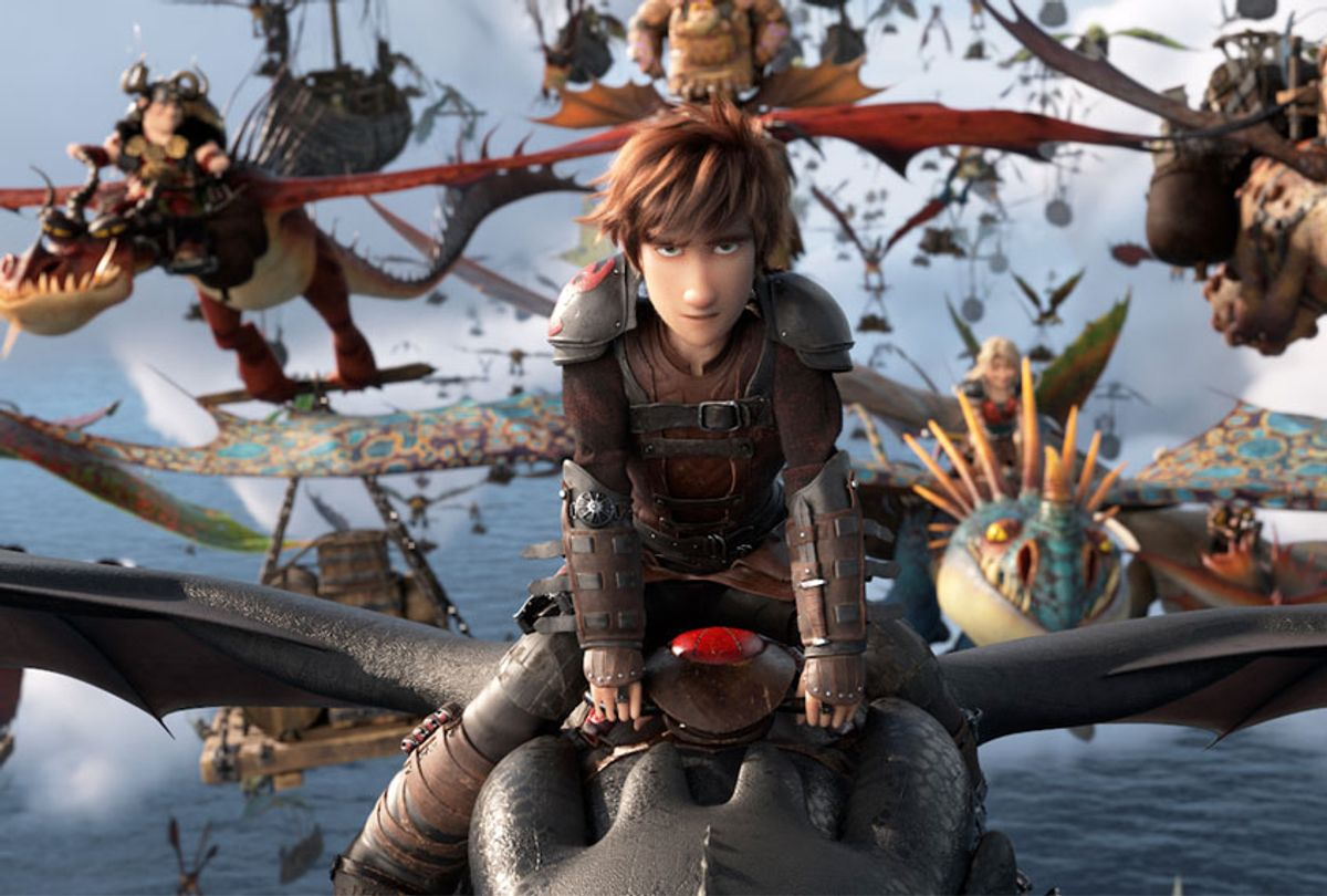 """""""How to Train Your Dragon: The Hidden World"""" (Universal Pictures[)"""
