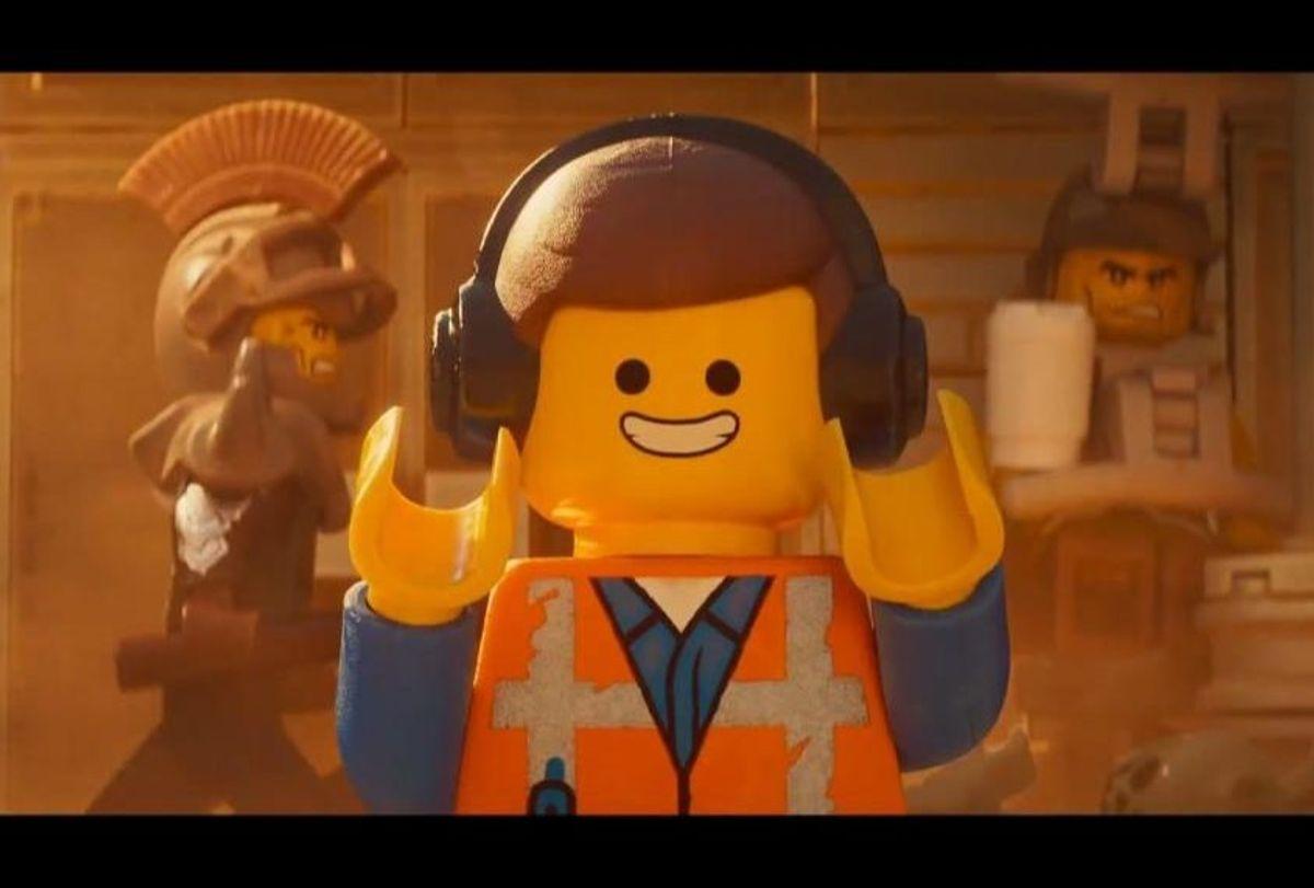 """The Lego Movie 2"" (Warner Bros.)"