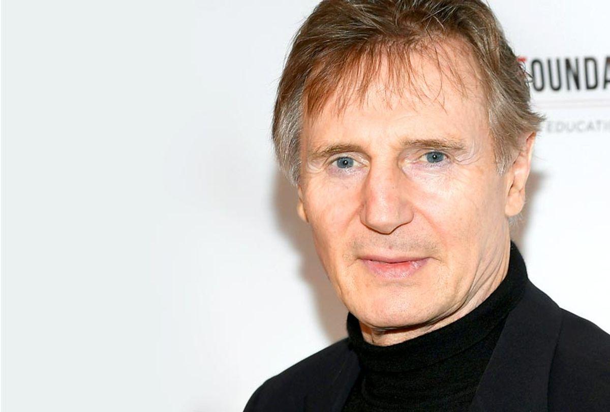 Liam Neeson (Getty/Mike Coppola)