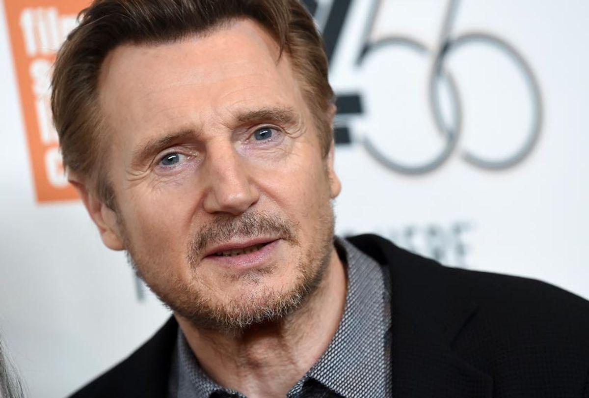 Liam Neeson (AP/Evan Agostini)