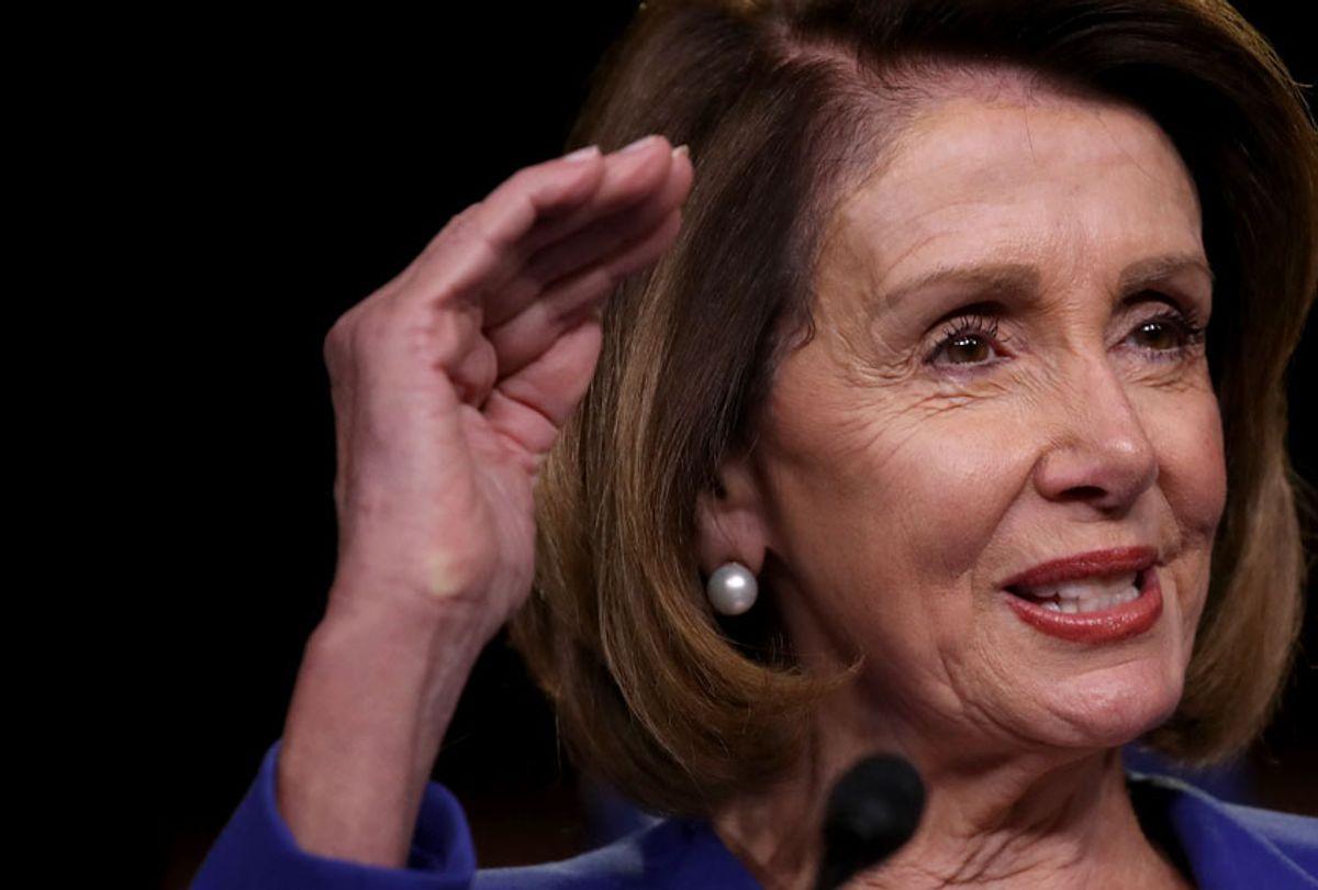 Nancy Pelosi (Getty/Win McNamee)