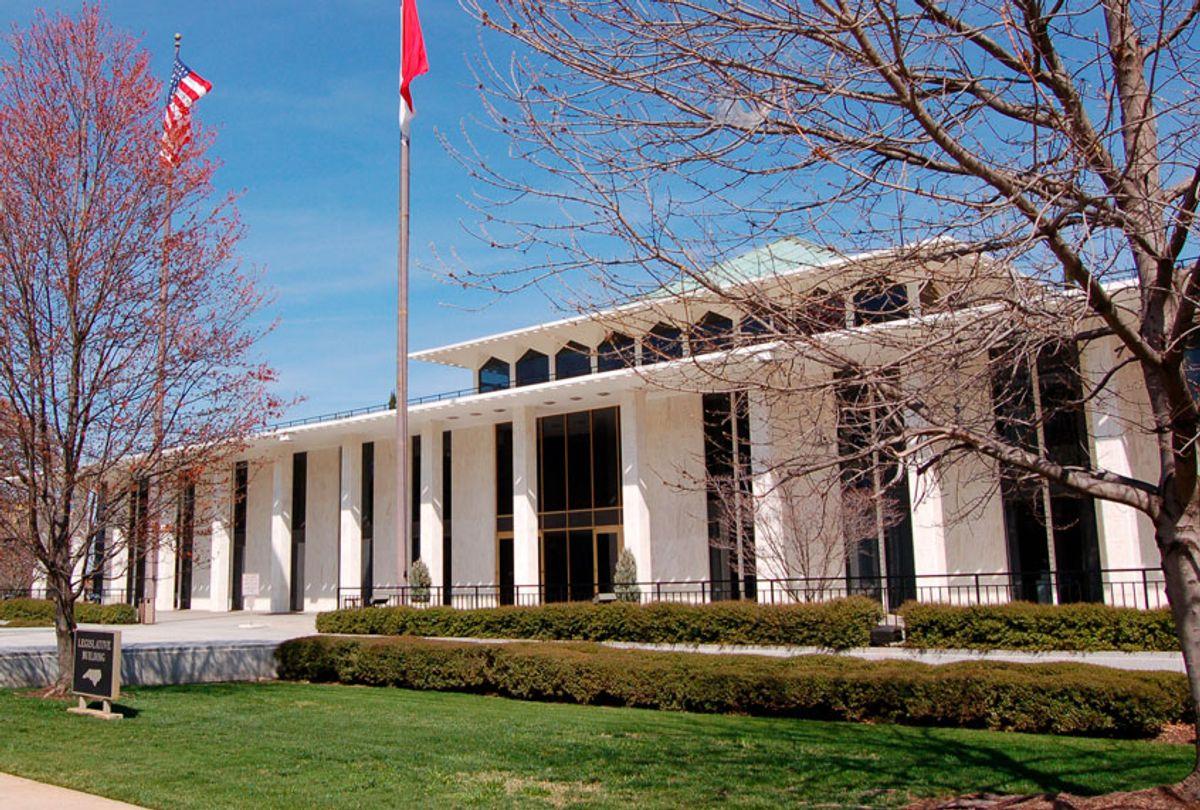North Carolina State Legislative Building (Wikimedia)