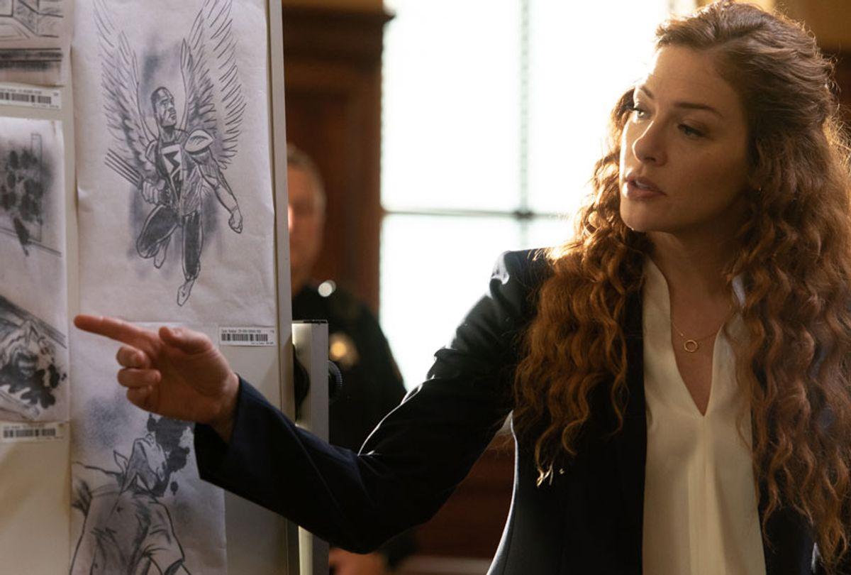 """Rachelle Lefevre in """"Proven Innocent"""" (Jean Whiteside/FOX)"""