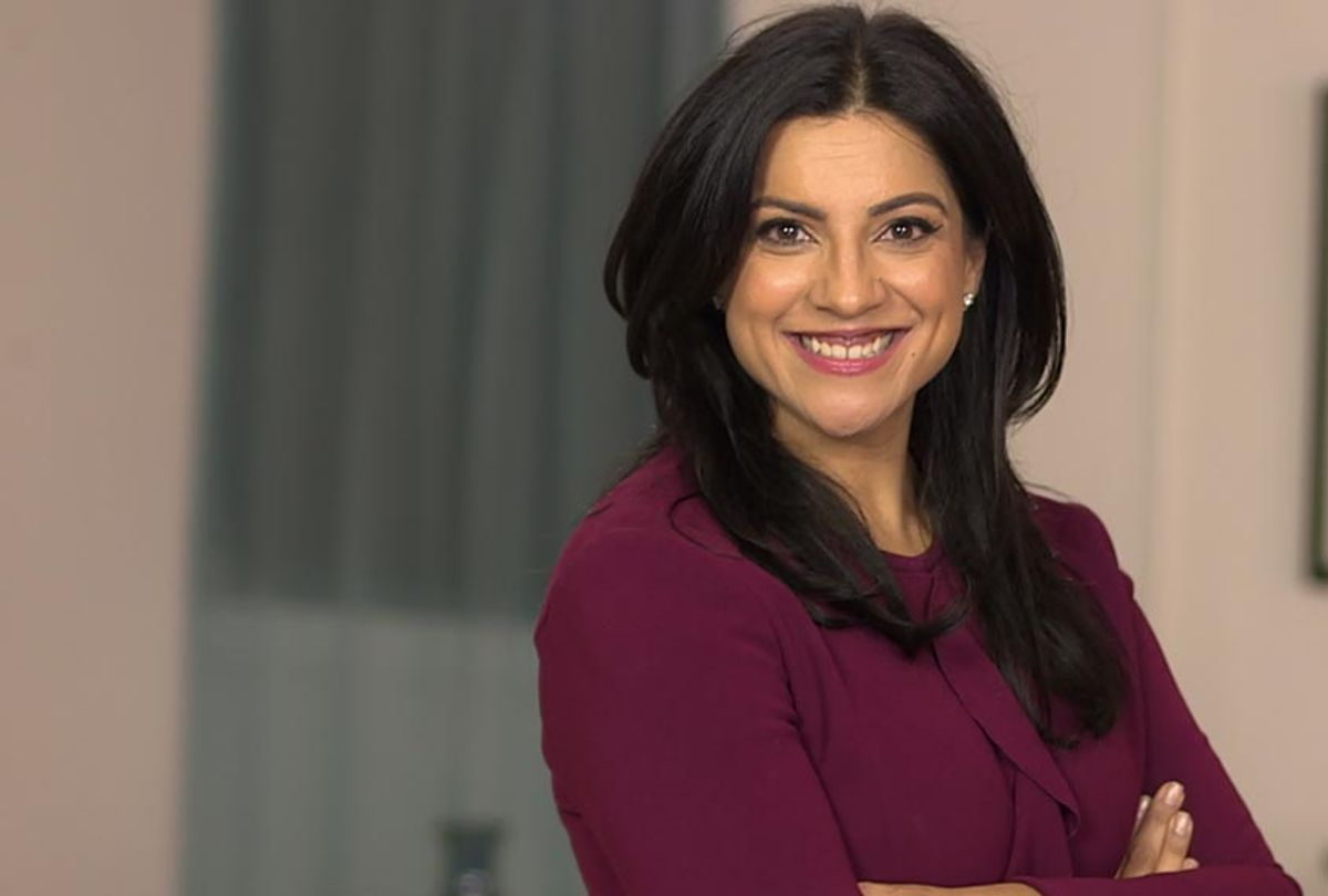 Reshma Saujani (Matt Smith)