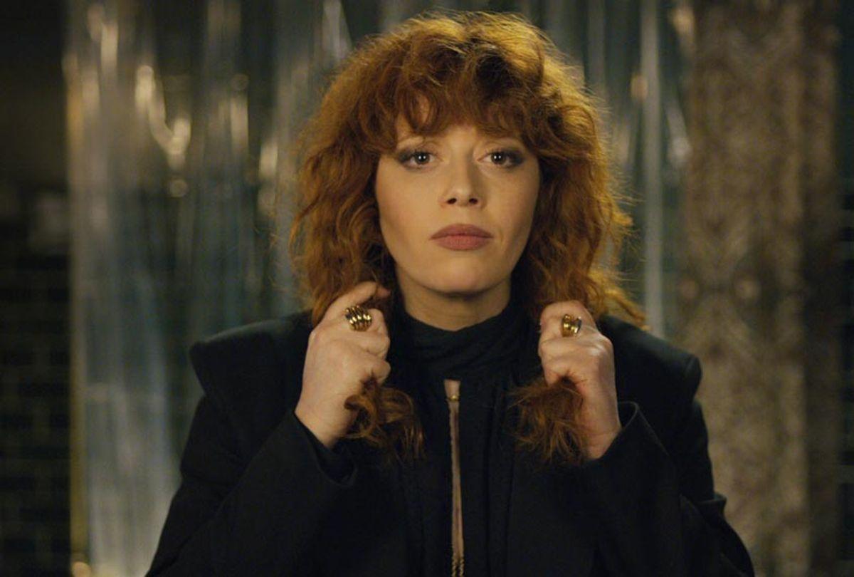 "Natasha Lyonne in ""Russian Doll"" (Courtesy of Netflix)"