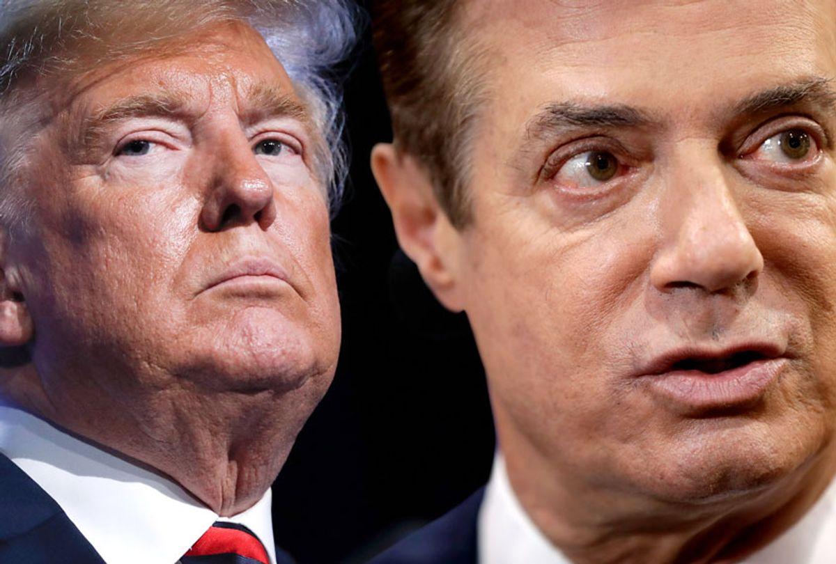 Donald Trump; Paul Manafort (AP/Salon)