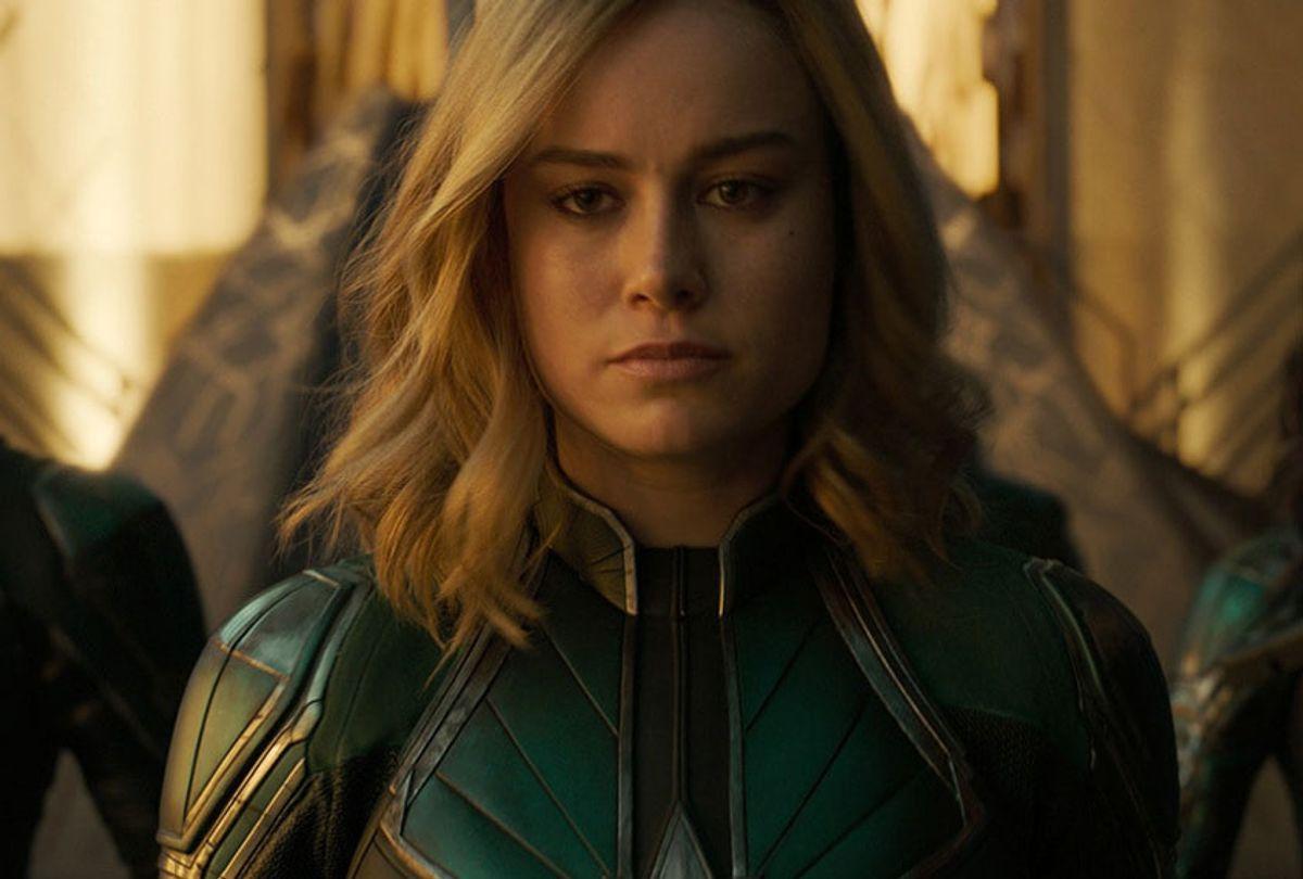"""Captain Marvel"" (Disney)"