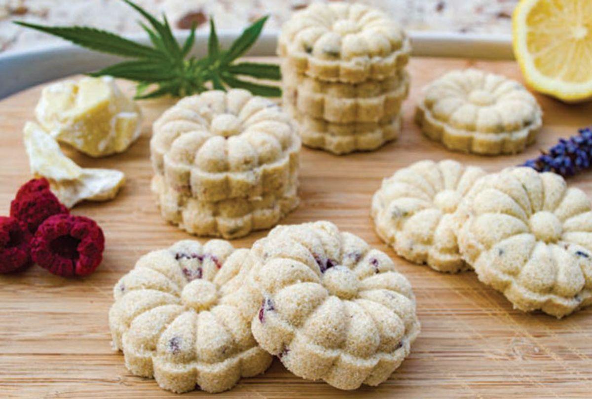 Shortbread Cookies (Skyhorse Publishing)