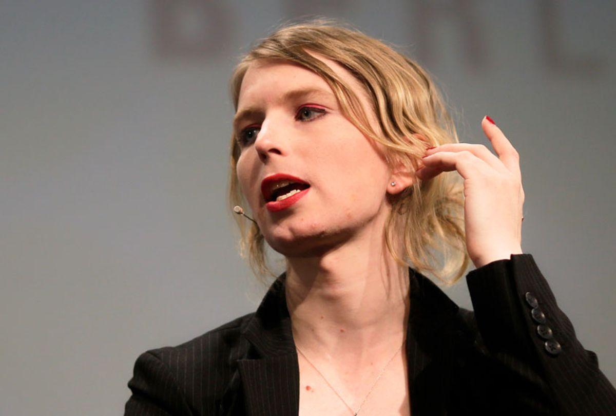 Chelsea Manning (AP/Markus Schreiber)