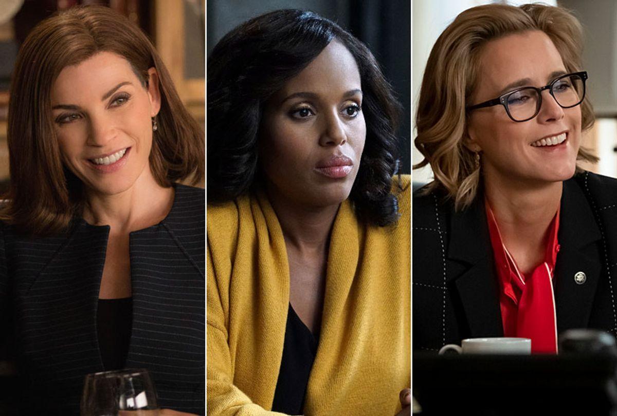 """The Good Wife;"" ""Scandal;"" ""Madam Secretary"" (CBS/ABC)"
