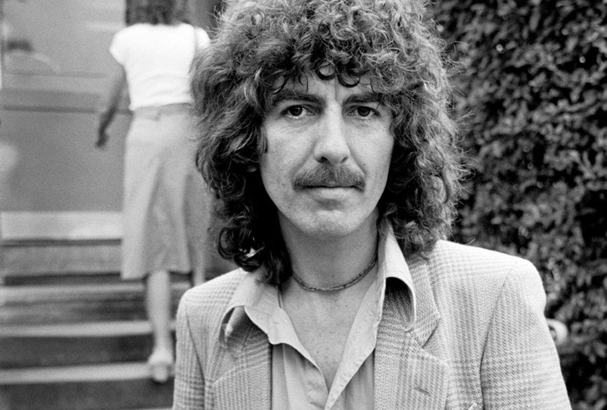 George Harrison (Getty/Evening Standard)