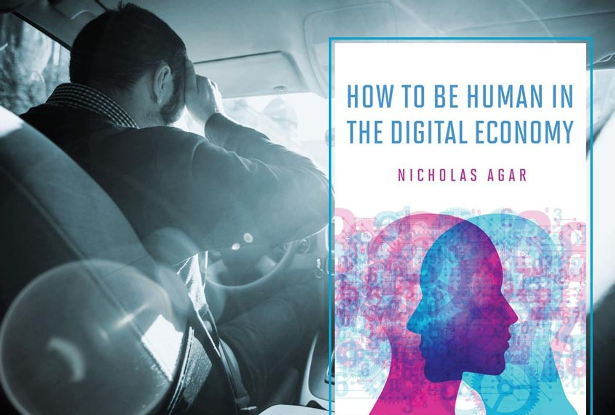 """""""How to Be Human in the Digital Economy"""" by Nicholas Agar (MIT Press)"""