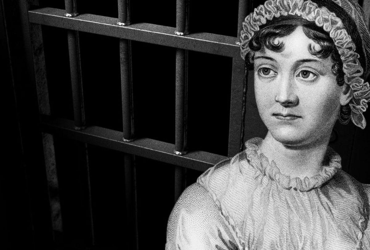 Jane Austen (Getty/Photo Montage by Salon)