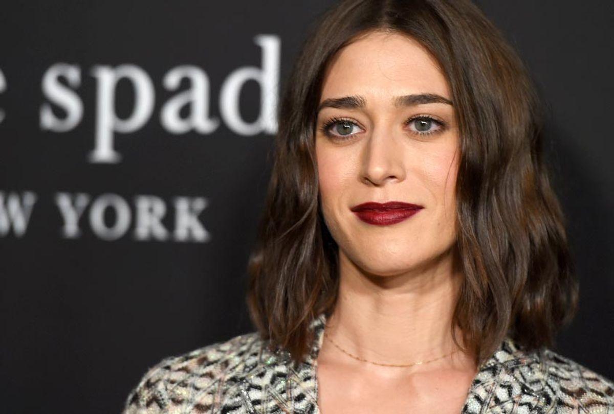 Lizzy Caplan (AP/Jordan Strauss)