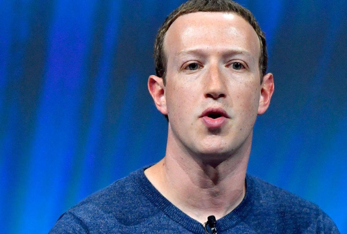 Mark Zuckerberg (Getty/Gerard Julien)