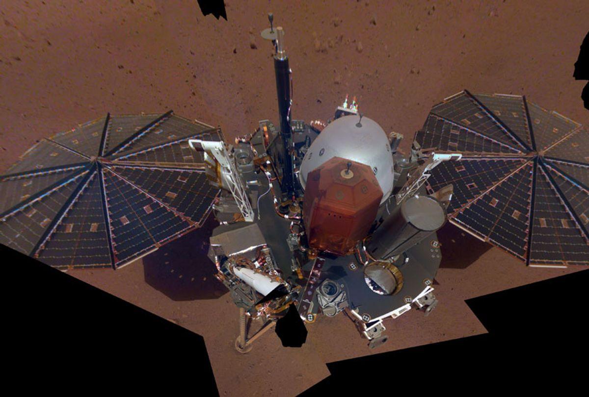 Mars InSight Rover (NASA)