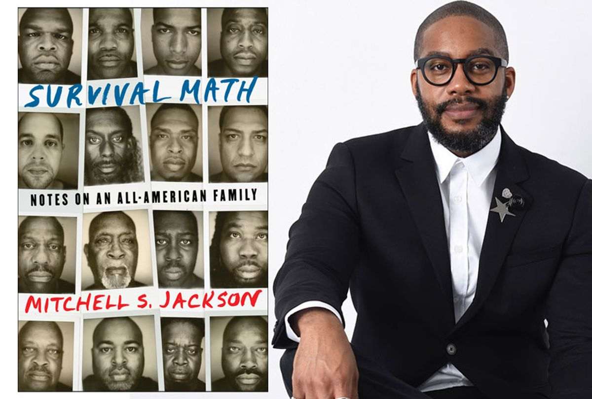 """""""Survival Math: Notes on an All-American Family"""" by Mitchell Jackson (Scribner/John Ricard)"""
