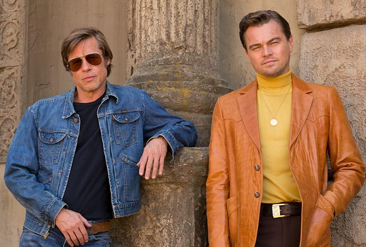 """Brad Pitt and Leonardo DiCaprio in """"Once Upon a Time in Hollywood"""" (Andrew Cooper)"""