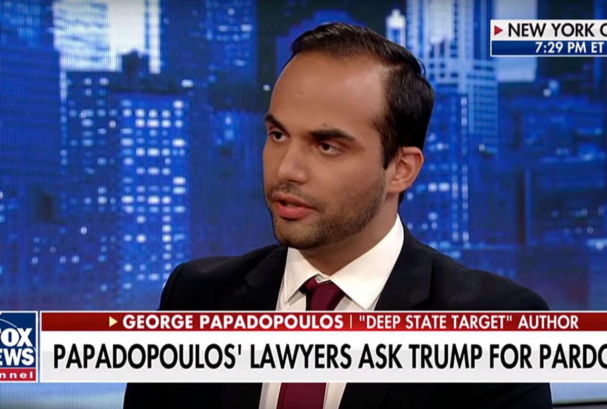 George Papadopoulos (YouTube/Fox News)
