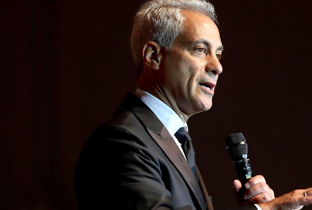 Chicago Mayor Rahm Emanuel (Getty/Matthew Stockman)