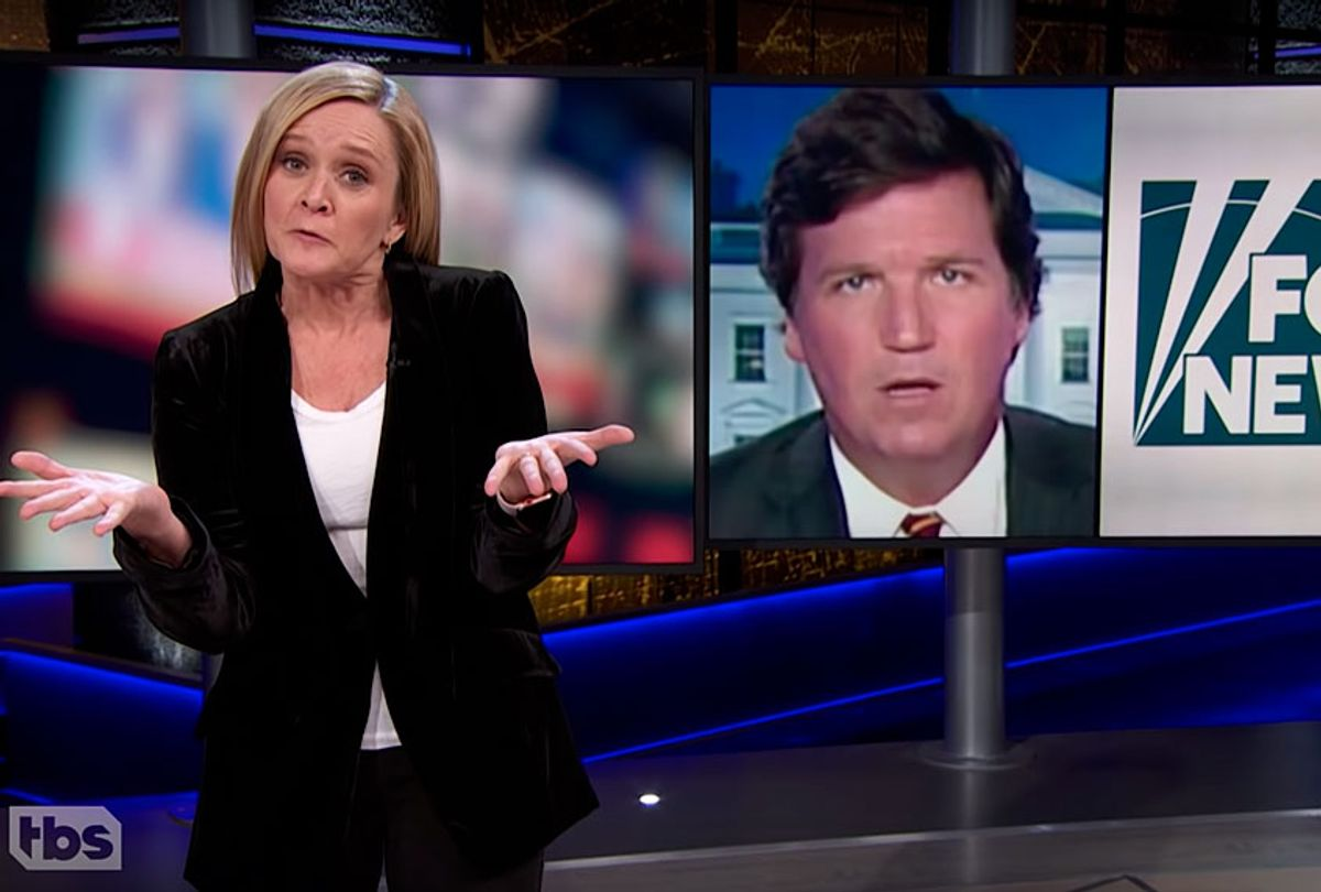 """""""Full Frontal with Samantha Bee"""" (YouTube/Full Frontal with Samantha Bee)"""