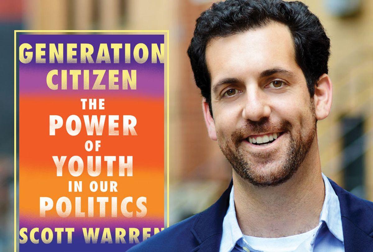 """Generation Citizen: The Power of Youth in Our Politics"" by Scott Warren (Counterpoint/Rashidah De Vore)"