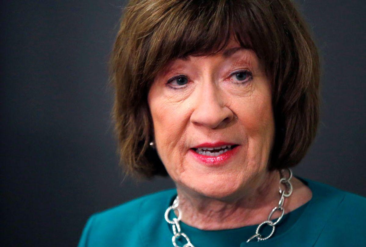 Sen. Susan Collins, R-Maine (AP/Elise Amendola)