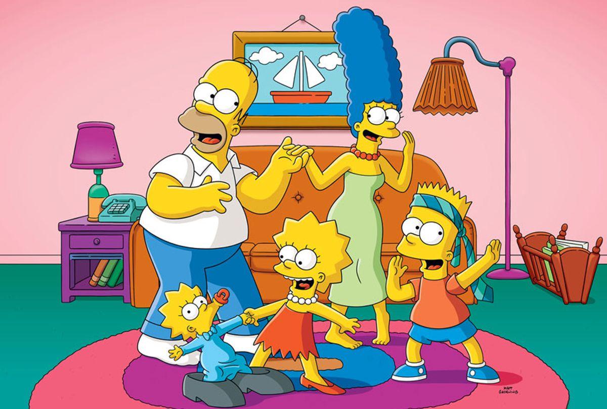 """The Simpsons"" (Fox)"