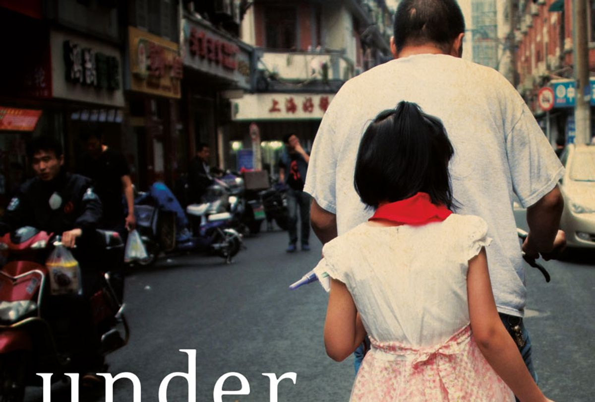 """""""Under Red Skies: Three Generations of Life, Loss, and Hope in China"""" by Karoline Kan (Hachette Books)"""