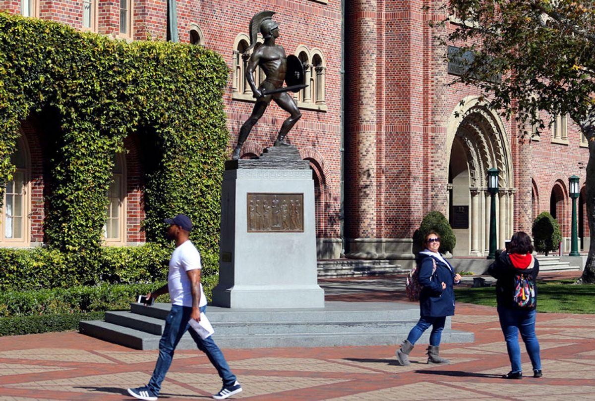 University of Southern California (AP/Reed Saxon)