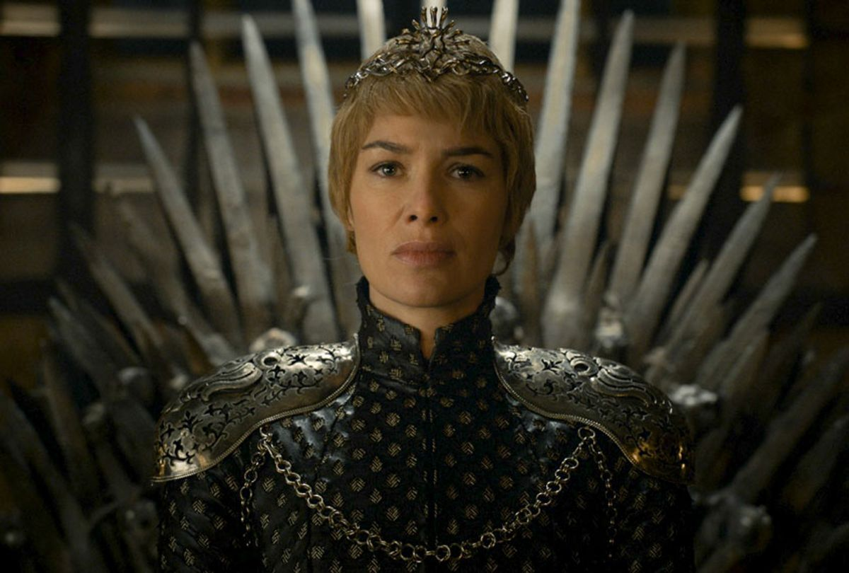 """Lena Headey as Cersei Lannister in """"Game of Thrones"""" (Courtesy of HBO)"""
